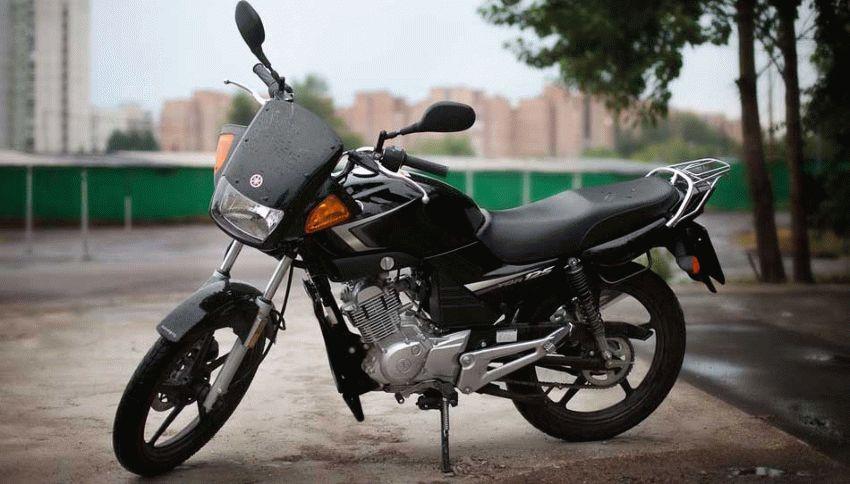 moto  | yamaha ybr 125 8 | Yamaha YBR 125 (Ямаха ЮБР 125) мотоцикл | Yamaha YBR 125