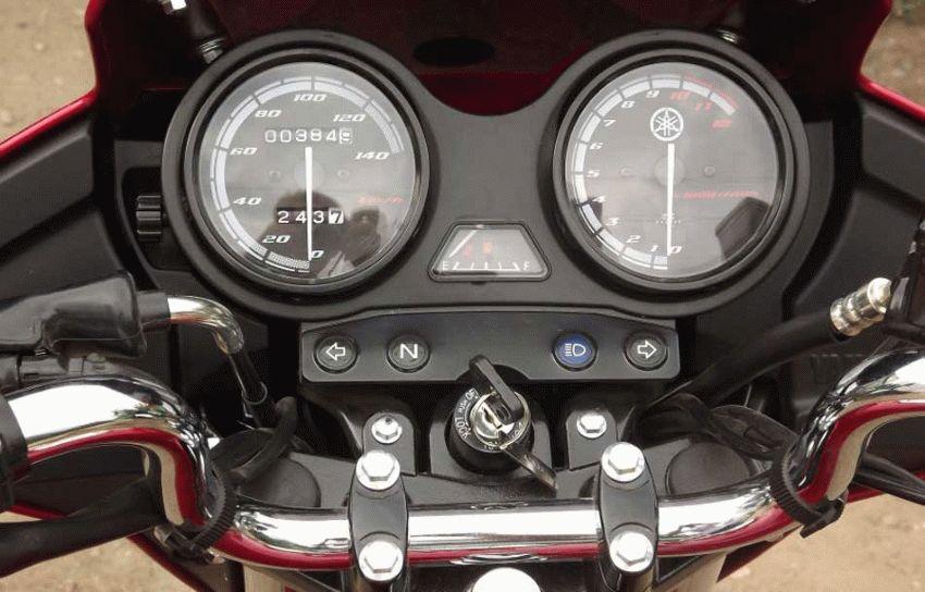 moto  | yamaha ybr 125 9 | Yamaha YBR 125 (Ямаха ЮБР 125) мотоцикл | Yamaha YBR 125