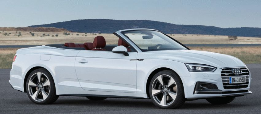 kabriolety audi  | audi a5 2 | Audi A5 (Ауди А5) кабриолет 2017 2018 | Audi A5