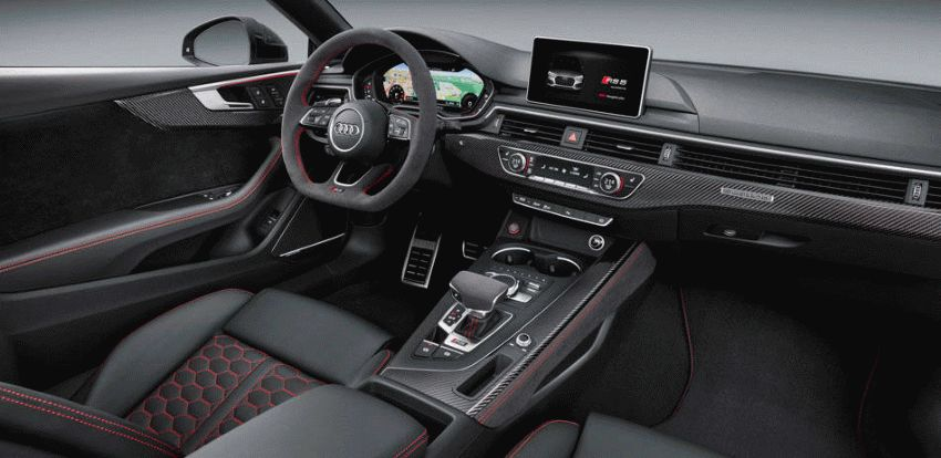 kupe audi  | audi rs5 4 | Audi RS5 (Ауди РС5) 2017 2018 | Audi RS5