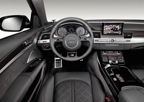 sedan audi  | audi s8 2016 2017 4 | Audi S8 (Ауди С8) 2016 2017 | Audi S8