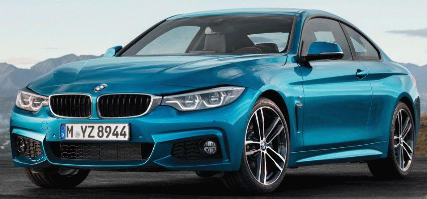 kupe bmw  | bmw 4 series 1 | BMW 4 series (БМВ 4 серии) тест драйв 2017 2018 | Тест драйв BMW BMW 4