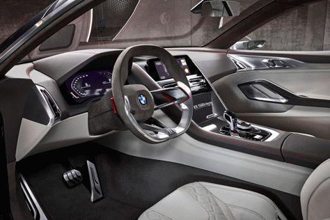 koncept avto  | bmw 8 series concept 3 | BMW 8 Series Concept (БМВ 8 серии) | BMW 8