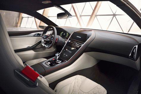 koncept avto  | bmw 8 series concept 4 | BMW 8 Series Concept (БМВ 8 серии) | BMW 8
