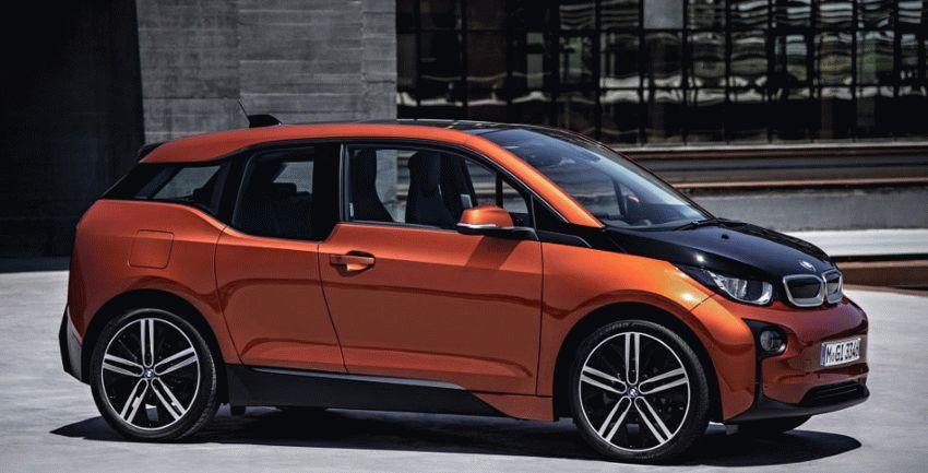 yelektromobili bmw  | bmw i3 1 | BMW i3 (БМВ Ай3) | BMW i3