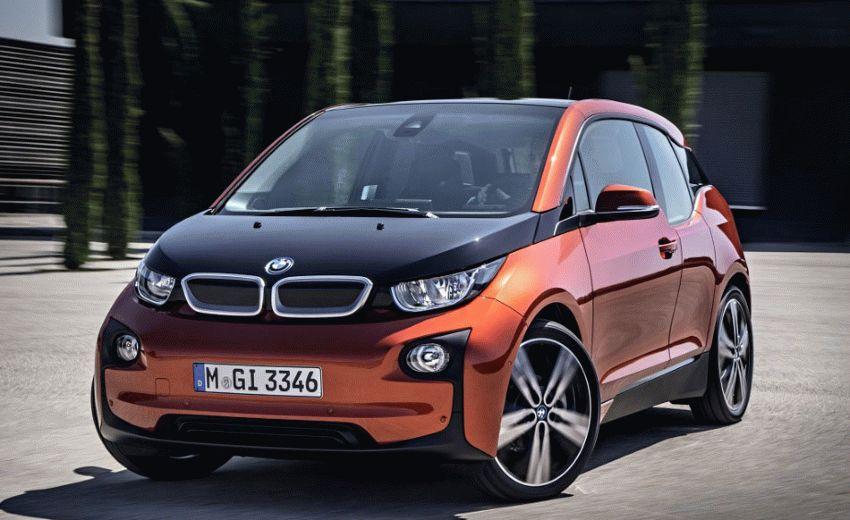yelektromobili bmw  | bmw i3 2 | BMW i3 (БМВ Ай3) | BMW i3