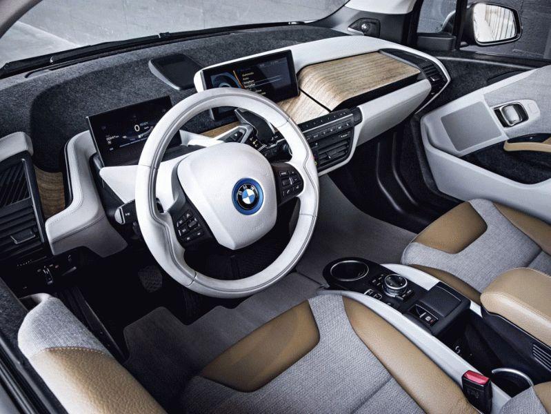 yelektromobili bmw  | bmw i3 4 | BMW i3 (БМВ Ай3) | BMW i3