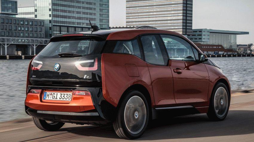 yelektromobili bmw  | bmw i3 7 | BMW i3 (БМВ Ай3) | BMW i3