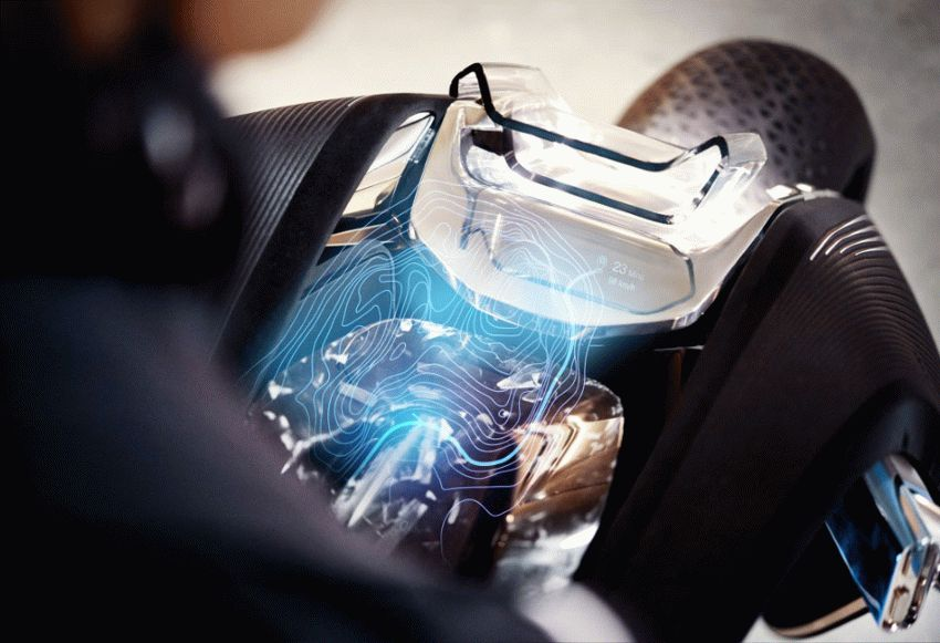 moto  | bmw motorrad vision next 100 4 | BMW Motorrad vision next 100 (БМВ Моторрад вижин некст 100) | BMW Motorrad vision next 100