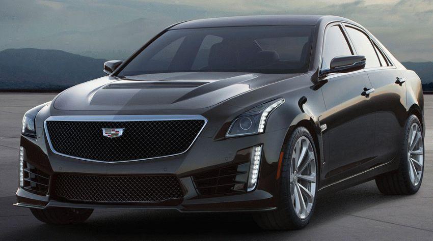 sedan cadillac  | cadillac cts test drayv 1 | Cadillac CTS (Кадиллак ЦТС) 2017 2018 тест драйв | Тест драйв Cadillac Cadillac CTS