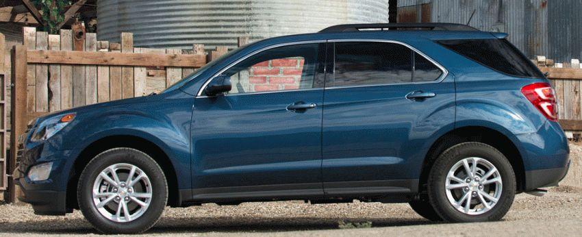 krossovery chevrolet  | chevrolet equinox 2 | Chevrolet Equinox (Шевроле Эквинокс) | Chevrolet Equinox