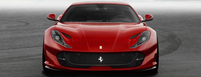 sport kary kupe ferrari  | ferrari 812 superfast 1 | Ferrari 812 Superfast (Ферарри 812 СуперФаст) 2017 2018 | Ferrari 812