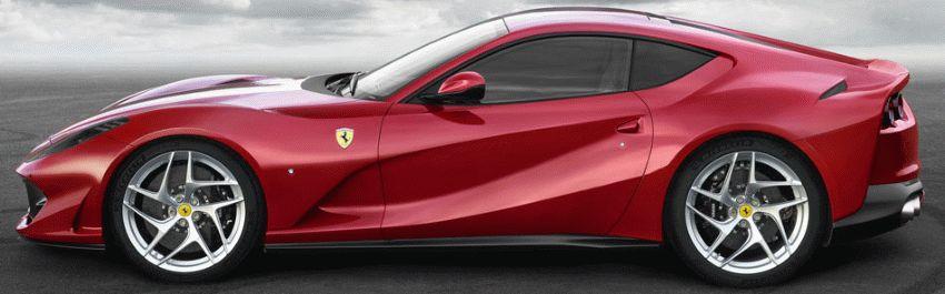 sport kary kupe ferrari  | ferrari 812 superfast 2 | Ferrari 812 Superfast (Ферарри 812 СуперФаст) 2017 2018 | Ferrari 812