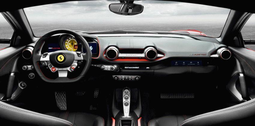 sport kary kupe ferrari  | ferrari 812 superfast 4 | Ferrari 812 Superfast (Ферарри 812 СуперФаст) 2017 2018 | Ferrari 812