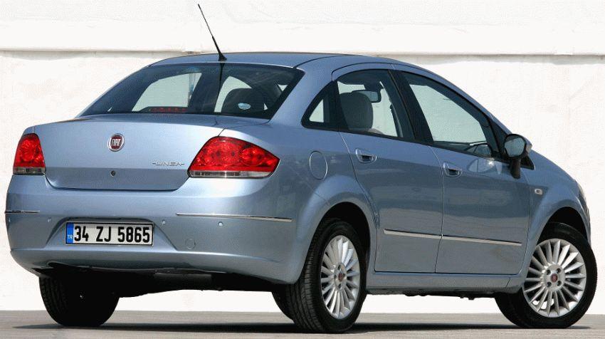 sedan katalog    fiat linea sedan 2   Fiat Linea Седан   Fiat Linea