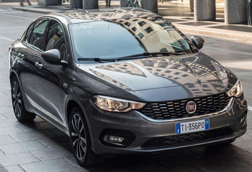 sedan fiat  | fiat tipo test drayv 1 | Fiat Tipo (Фиат Типо) 2017 | Тест драйв Fiat Fiat Tipo