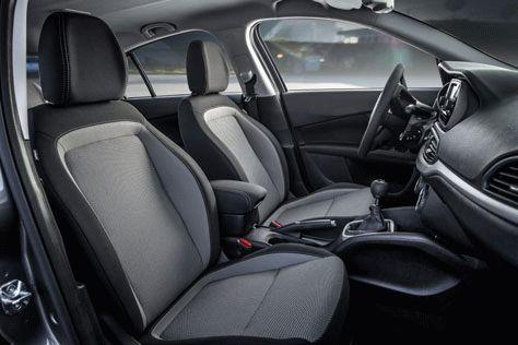 sedan fiat  | fiat tipo test drayv 4 | Fiat Tipo (Фиат Типо) 2017 | Тест драйв Fiat Fiat Tipo