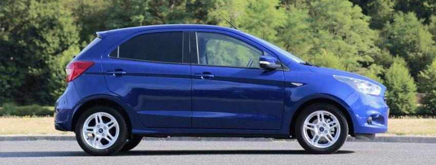 khyechbek ford  | ford ka plus 2016 2 | Ford Ka plus (Форд Ка плюс) 2016 2017 | Тест драйв Ford Ford Ka plus