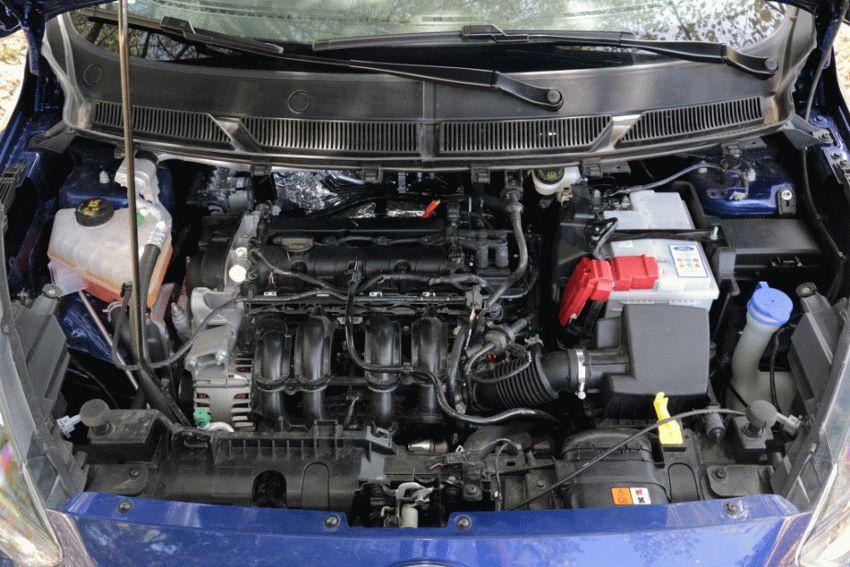 khyechbek ford  | ford ka plus 2016 8 | Ford Ka plus (Форд Ка плюс) 2016 2017 | Тест драйв Ford Ford Ka plus