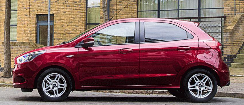 khachbek katalog  | ford ka plus khyetchbek 1 | Ford Ka plus Хэтчбек | Ford KA