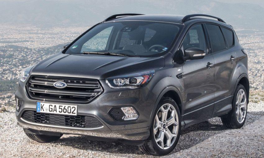 krossovery ford  | ford kuga test drayv 1 | Ford Kuga (Форд Куга) тест драйв 2017 2018 | Тест драйв Ford Ford Kuga