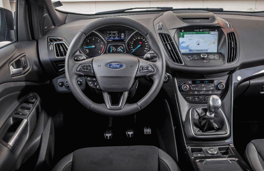 krossovery ford  | ford kuga test drayv 4 | Ford Kuga (Форд Куга) тест драйв 2017 2018 | Тест драйв Ford Ford Kuga