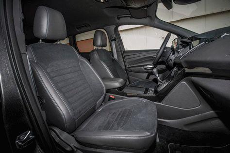 krossovery ford  | ford kuga test drayv 5 | Ford Kuga (Форд Куга) тест драйв 2017 2018 | Тест драйв Ford Ford Kuga