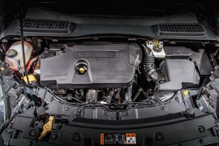 krossovery ford  | ford kuga test drayv 8 | Ford Kuga (Форд Куга) тест драйв 2017 2018 | Тест драйв Ford Ford Kuga