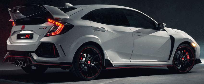khyechbek sport kary honda  | honda civic type r 1 | Honda Civic Type R (Хонда Цивик Тайп Р) | Honda Civic