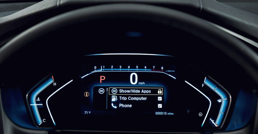 miniveny honda  | honda odyssey 2017 5 | Honda Odyssey (Хонда Одиссей) 2017 2018 | Honda Odyssey