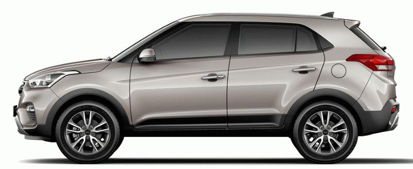 krossovery hyundai  | hyundai creta 16 awd 2017 2018 2 | Hyundai Creta 1,6 AWD (Хендай Крета 1,6 AWD) 2017 2018 | Hyundai Creta