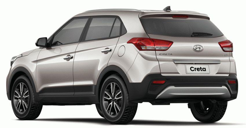 krossovery hyundai  | hyundai creta 16 awd 2017 2018 5 | Hyundai Creta 1,6 AWD (Хендай Крета 1,6 AWD) 2017 2018 | Hyundai Creta