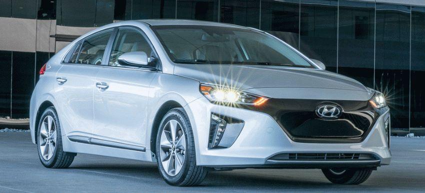 khachbek katalog  | hyundai ioniq electric khyetchbek 1 | Hyundai IONIQ electric Хэтчбек | Hyundai Ioniq