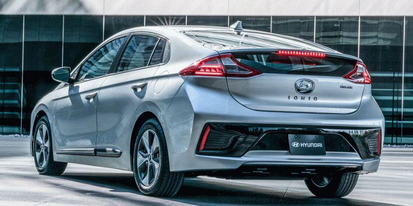 khachbek katalog  | hyundai ioniq electric khyetchbek 2 | Hyundai IONIQ electric Хэтчбек | Hyundai Ioniq
