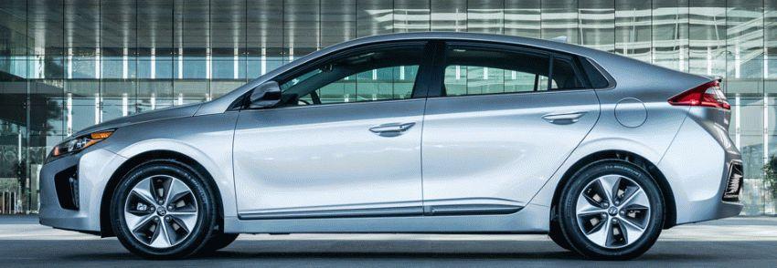 khachbek katalog  | hyundai ioniq electric khyetchbek 3 | Hyundai IONIQ electric Хэтчбек | Hyundai Ioniq