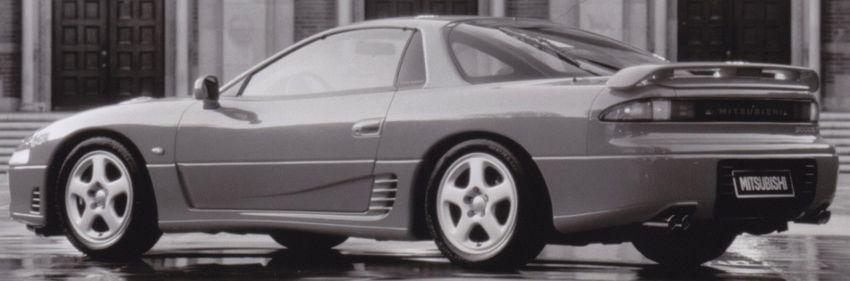 istoriya zarubezhnogo avtoproma  | istoriya sozdaniya mitsubishi 3000 gt 2 | История создания Mitsubishi 3000 GT (Митсубиси 3000 Дж Ти) | История Mitsubishi 3000 GT