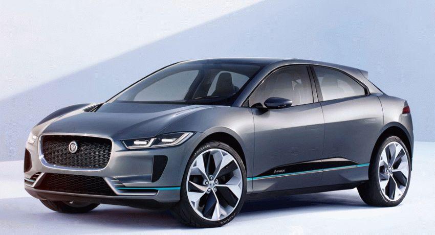 koncept avto  | jaguar i pace concept 1 | Jaguar I Pace Concept (Ягуар Ай Пейс) | Jaguar I Pace
