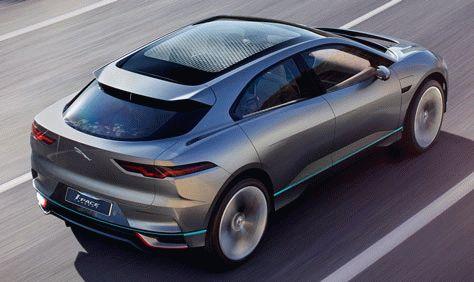 koncept avto  | jaguar i pace concept 10 | Jaguar I Pace Concept (Ягуар Ай Пейс) | Jaguar I Pace