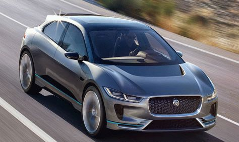 koncept avto  | jaguar i pace concept 9 | Jaguar I Pace Concept (Ягуар Ай Пейс) | Jaguar I Pace