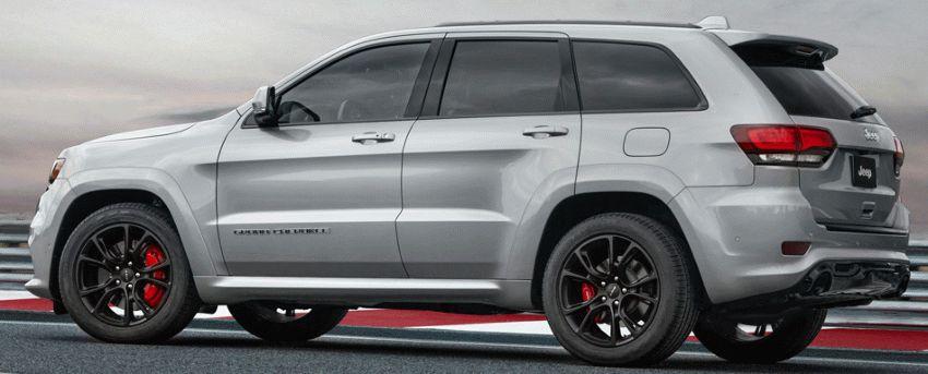 vnedorozhniki jeep  | jeep grand cherokee srt 2 | Jeep Grand Cherokee SRT (Джип Гранд Чероки СРТ) | Тест драйв Jeep Jeep Cherokee