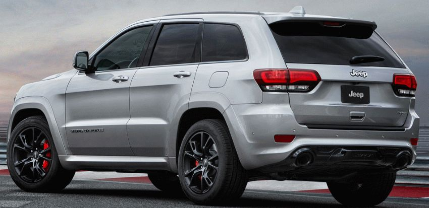 vnedorozhniki jeep  | jeep grand cherokee srt 4 | Jeep Grand Cherokee SRT (Джип Гранд Чероки СРТ) | Jeep Cherokee