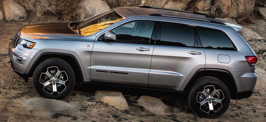 vnedorozhniki jeep  | jeep grand cherokee 2 | Jeep Grand Cherokee (Джип Гранд Чероки) | Тест драйв Jeep Jeep Cherokee