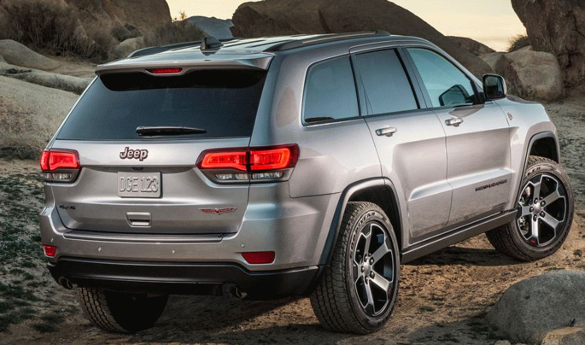 vnedorozhniki jeep  | jeep grand cherokee 7 | Jeep Grand Cherokee (Джип Гранд Чероки) | Тест драйв Jeep Jeep Cherokee