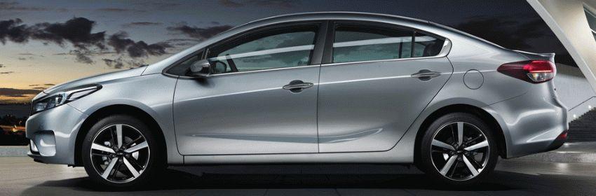 sedan kia  | kia cerato test drayv 2 | Kia Cerato (Киа Церато) 2017 2018 | Kia Cerato