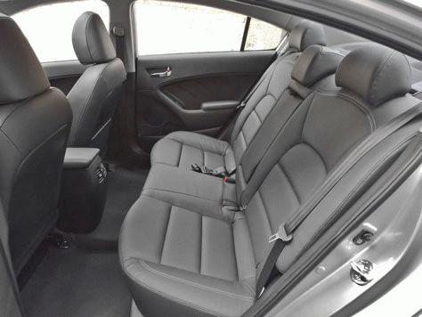 sedan kia  | kia cerato test drayv 5 | Kia Cerato (Киа Церато) 2017 2018 | Kia Cerato