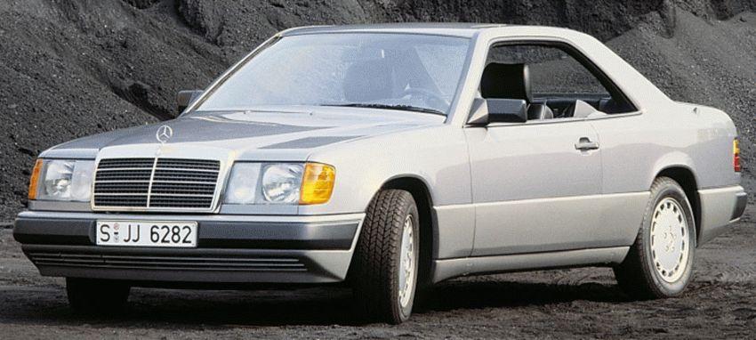 istoriya zarubezhnogo avtoproma  | legendarnomu avtomobilyu mersedes c124 30 1 | Мерседес Ц124 (Mercedes C124) исполнилось 30 лет | Mercedes C124