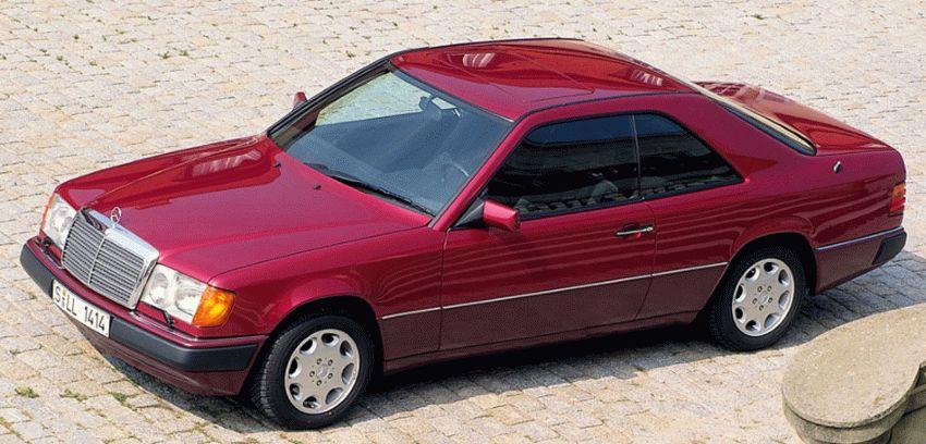 istoriya zarubezhnogo avtoproma  | legendarnomu avtomobilyu mersedes c124 30 2 | Мерседес Ц124 (Mercedes C124) исполнилось 30 лет | Mercedes C124