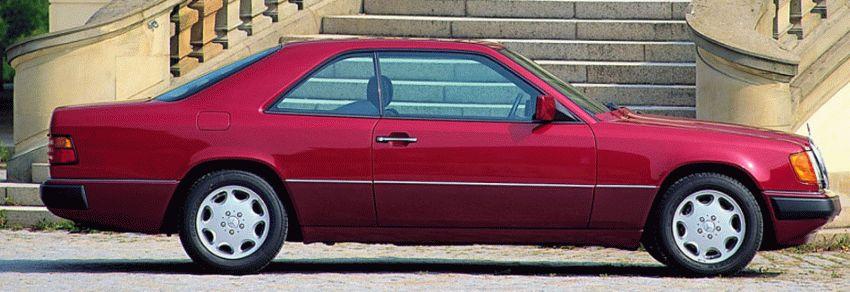 istoriya zarubezhnogo avtoproma  | legendarnomu avtomobilyu mersedes c124 30 4 | Мерседес Ц124 (Mercedes C124) исполнилось 30 лет | Mercedes C124