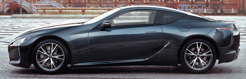 kupe lexus  | lexus lc 500 2 | Lexus LC 500 (Лексус ЛС 500) | Lexus LC