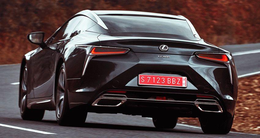 kupe lexus  | lexus lc 500 3 | Lexus LC 500 (Лексус ЛС 500) | Lexus LC